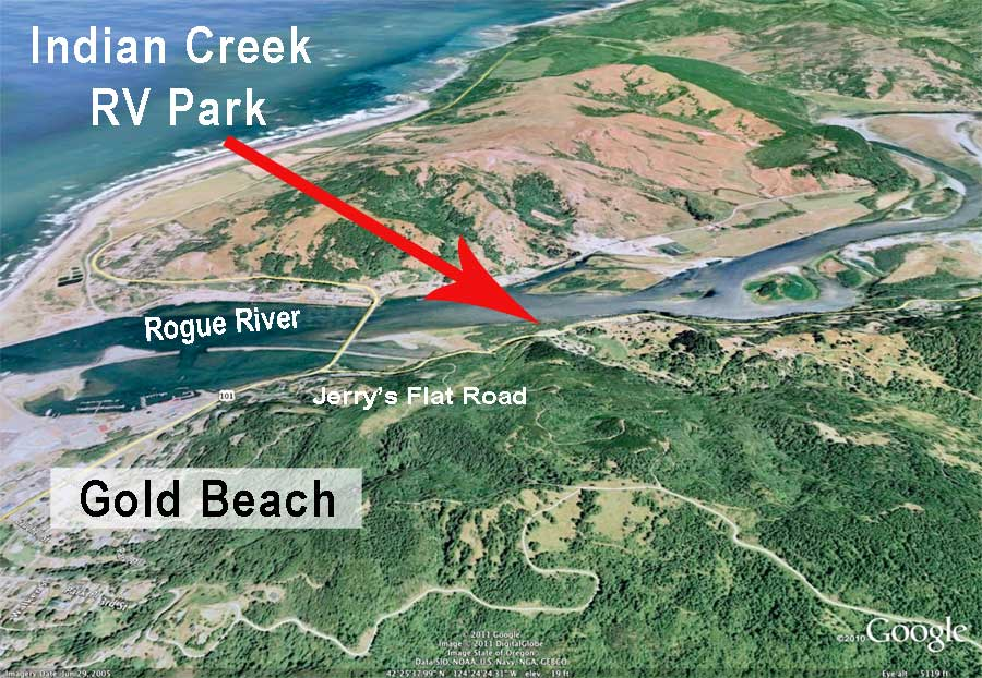 Home - Map of oregon rv parks